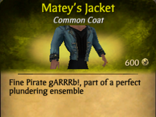 Matey's Jacket - clearer
