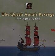Queen Anne's 5