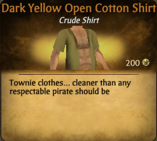 File:Dark Yellow Open Cotton Shirt.jpg