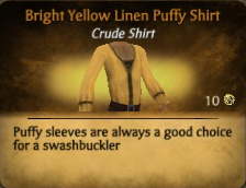 File:Bright Yellow Linen Puffy Shirt.jpg