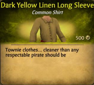 File:Dark Yellow Linen Long Sleeve.jpg