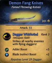 Demon Fang clearer