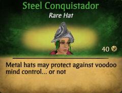 SteelConquistadorF