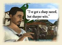 Talk like a pirate Contest 1