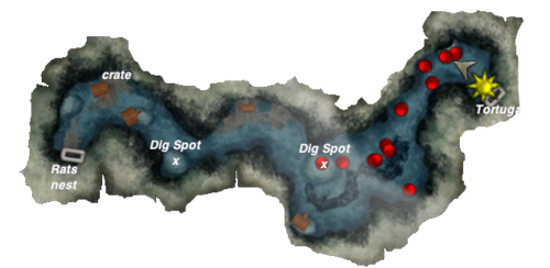 Misty mire digmap