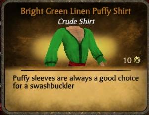 File:Green linen puffy shirt.png