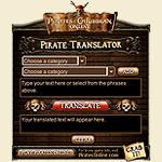 Pirates translator