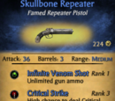 Skullbone Repeater