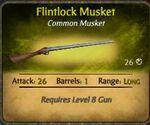 FlintlockMusket