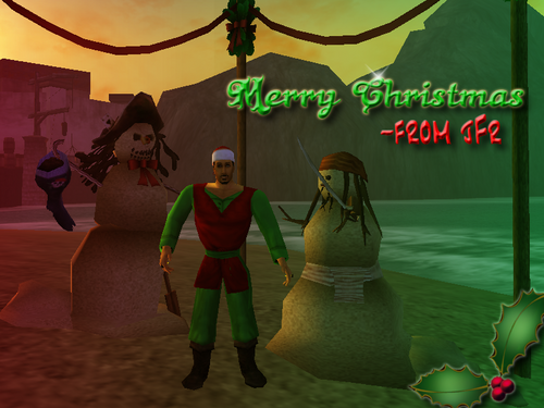 Merry christmas from JFr