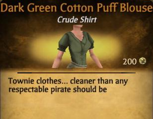 File:Dark Green Cotton Puff Blouse.jpg