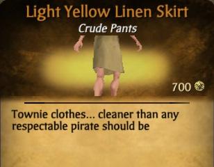 File:Light Yellow Linen Skirt.jpg