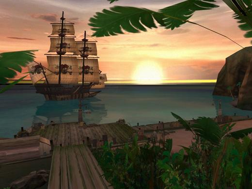 File:Custom Ship and new island POTCO.jpg
