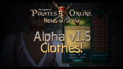 TLOPO News w Drew Alpha Update v1.5