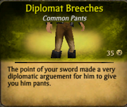 DiplomatBreeches