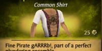 Open Treasure Shirt