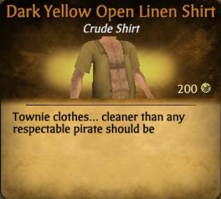 File:Dark Yellow Open Linen Shirt.jpg