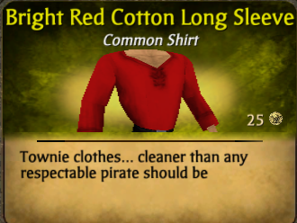 File:Bright red cotton long sleeve.png