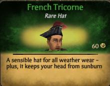 FrenchTricorneMale