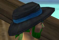 Black Explorer hat 1