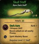 Skull Staff