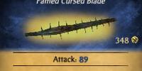 Sharkfang Blade