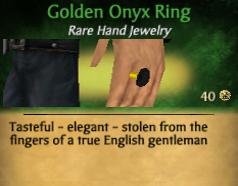 GoldenOnyxRing