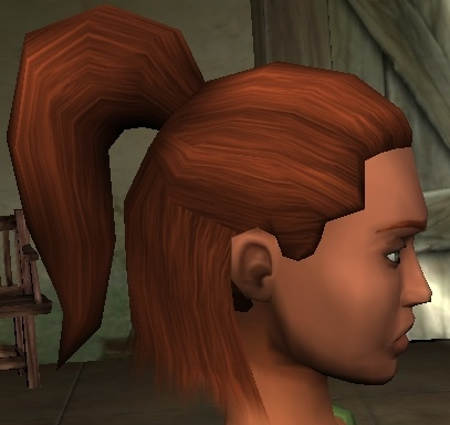 File:Medium haircut with long top ponytail.jpg