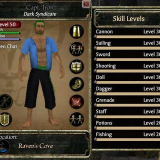 <b>Capt. Iron, mastered at 45</b>
