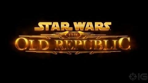 Star Wars Old Republic - Game Features Trailer
