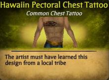 HawiianPectoral