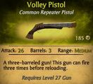 Volley Pistol