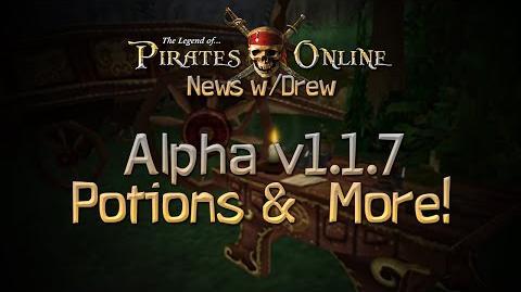 TLOPO News w Drew - Alpha v1.1