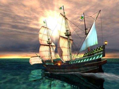 Lucky Clover Ship Upgrade