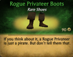 Rogue Privateer Boots