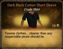 File:Dark Black Cotton Short Sleeve.jpg