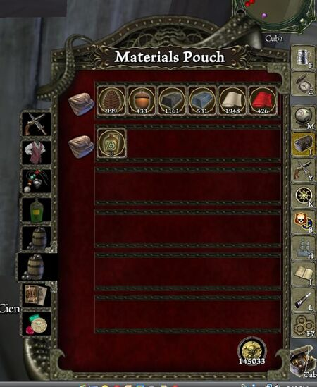 Materials pouch 2