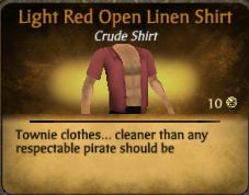 File:Light Red Open Linen Shirt.JPG