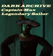 DARK ARCHIVE SAILOR