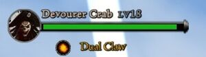DualClawHealthBar