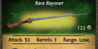 Gator Sticker Bayonet