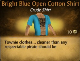 File:Bright Blue Open Cotton Shirt.jpg