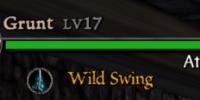 Wild Swing