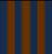 Orange stripe emblem