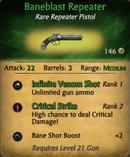 Baneblast Repeater - clearer