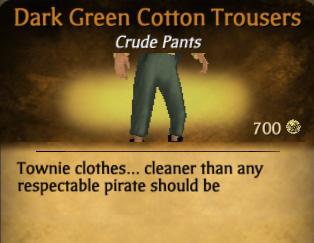 File:Dark Green Cotton Trousers.jpg