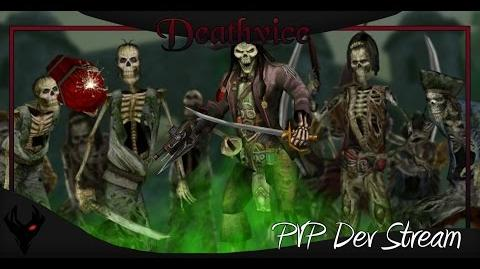 The Legend of Pirates Online Live PvP Development Stream!