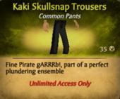 File:Dark Grey Kaki Skullsnap Trousers.png