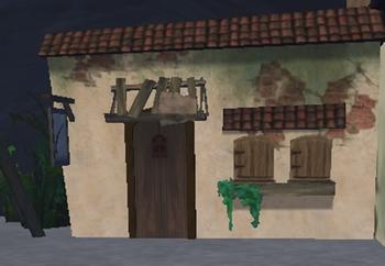 Grimsditch Exterior