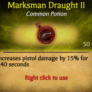 Marksman Draught II